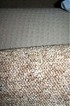 Detail of new carpets