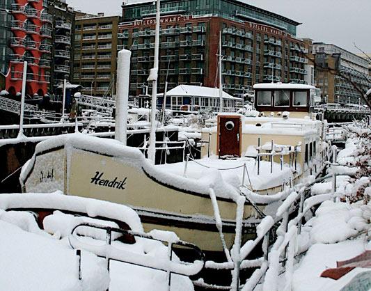 snowy hendrik