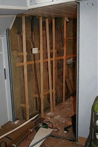 Bunkbed room destruction