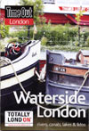Cover of the TimeOut Waterside London supplement