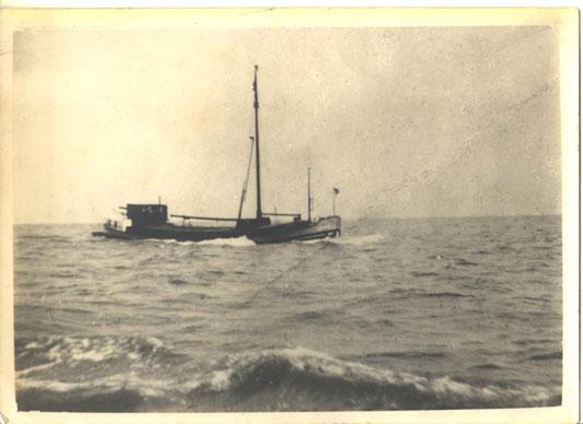 Sailing on the Ijselmeer